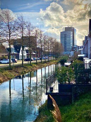 Eschertoren 11E, Leiden