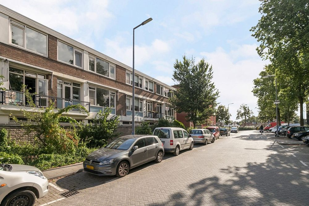 Minstreelstraat 38, Rotterdam