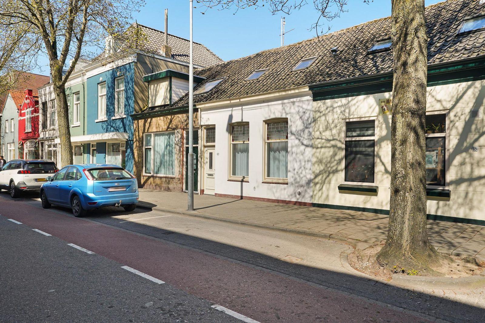 Aagje Dekenstraat 87, Vlissingen