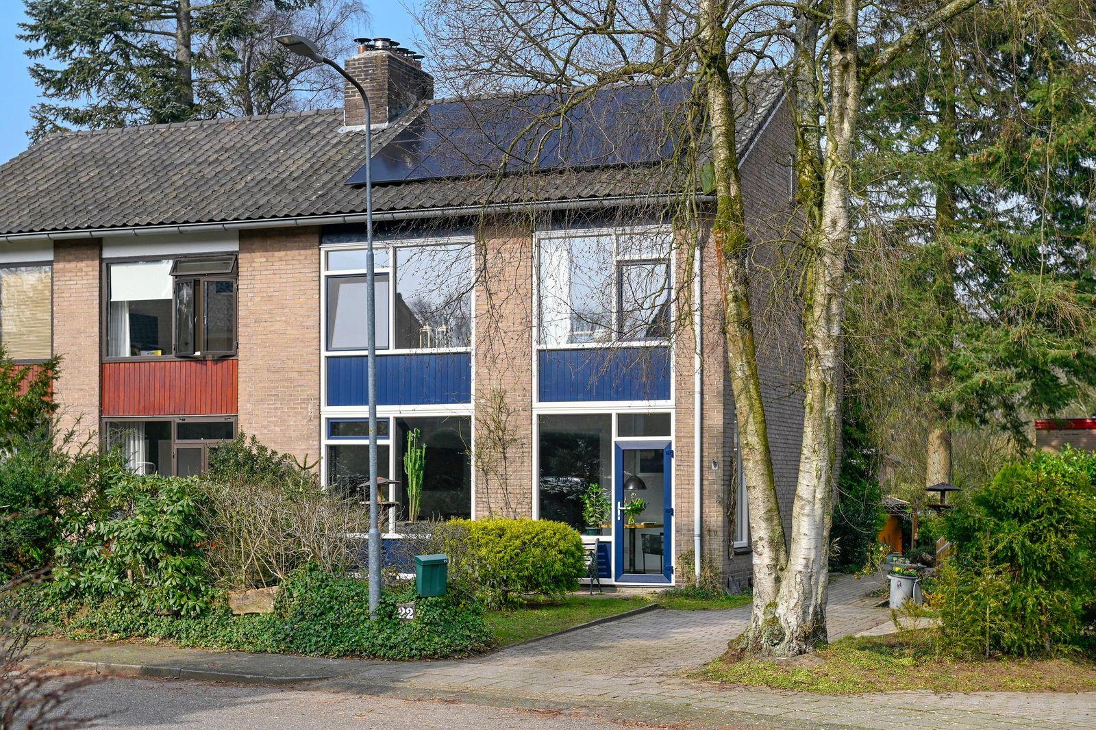 Secretaris Kuitstraat 22, Oosterbeek