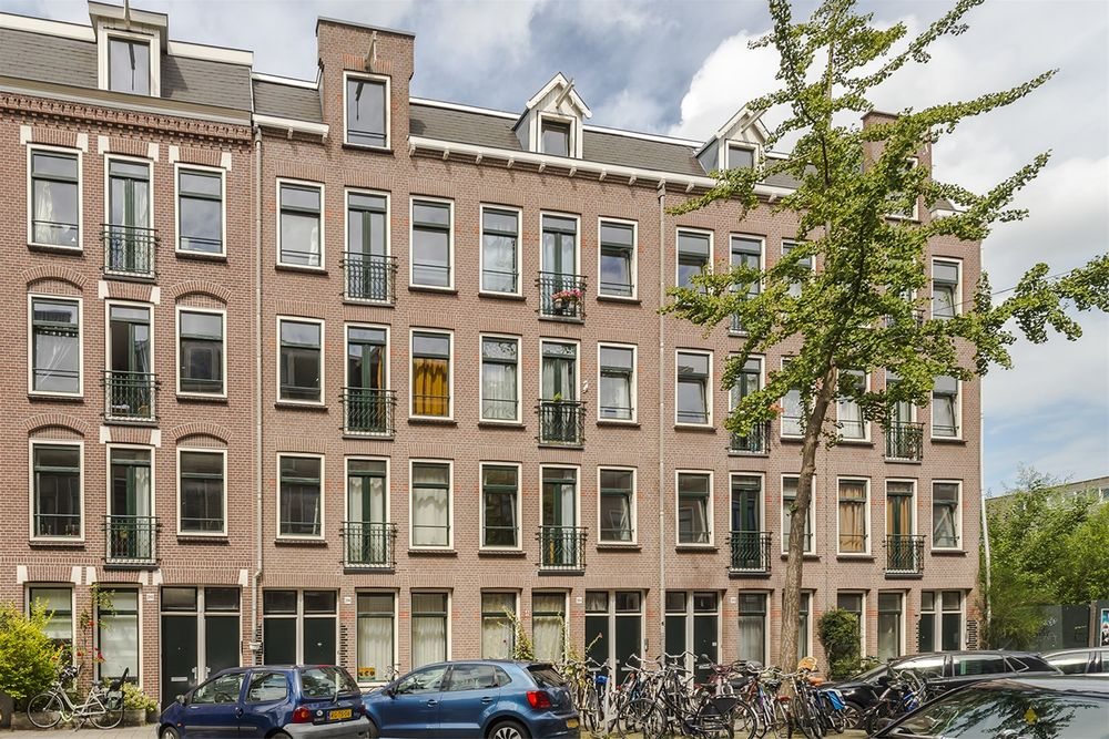 Borgerstraat 206III, Amsterdam