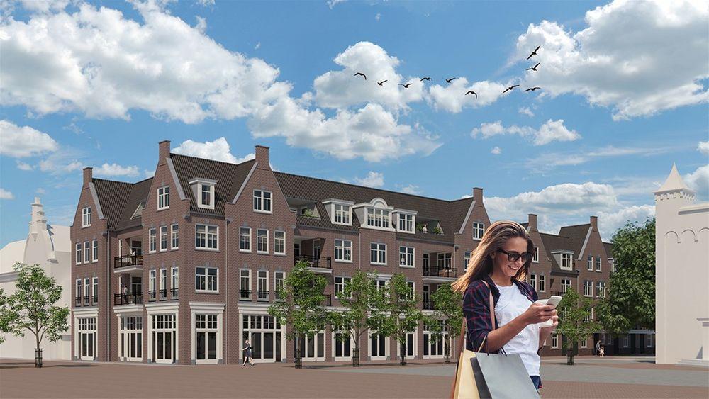 Bentinckslaan 1-28, Hoogeveen