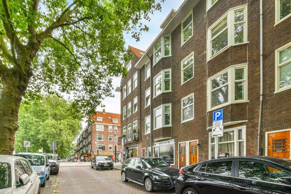 Westlandgracht 139H, Amsterdam