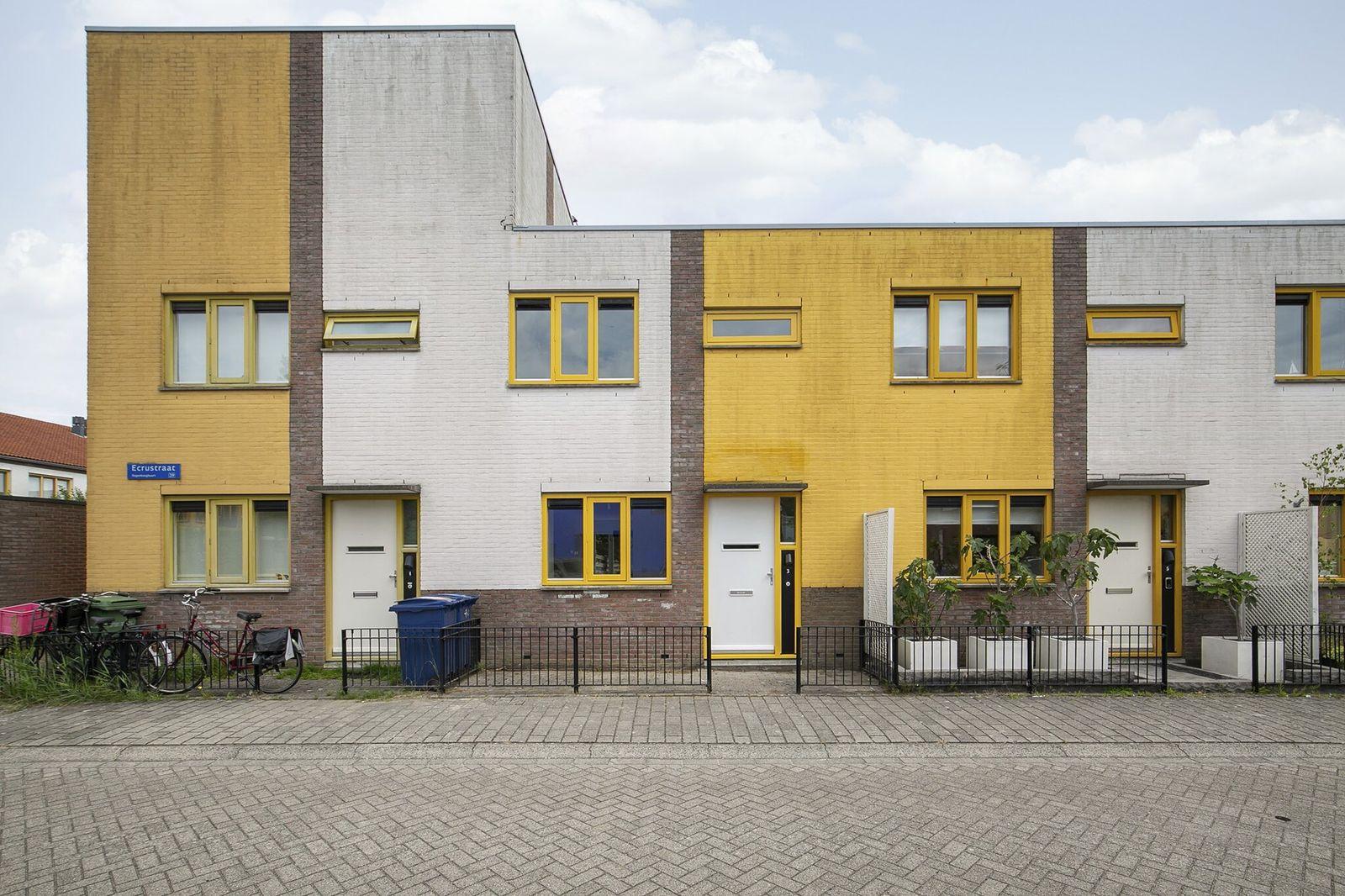 Ecrustraat 3, Almere