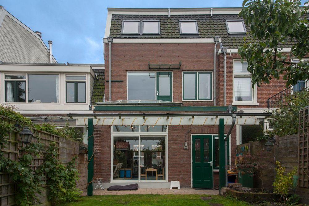 Tetterodestraat, Haarlem