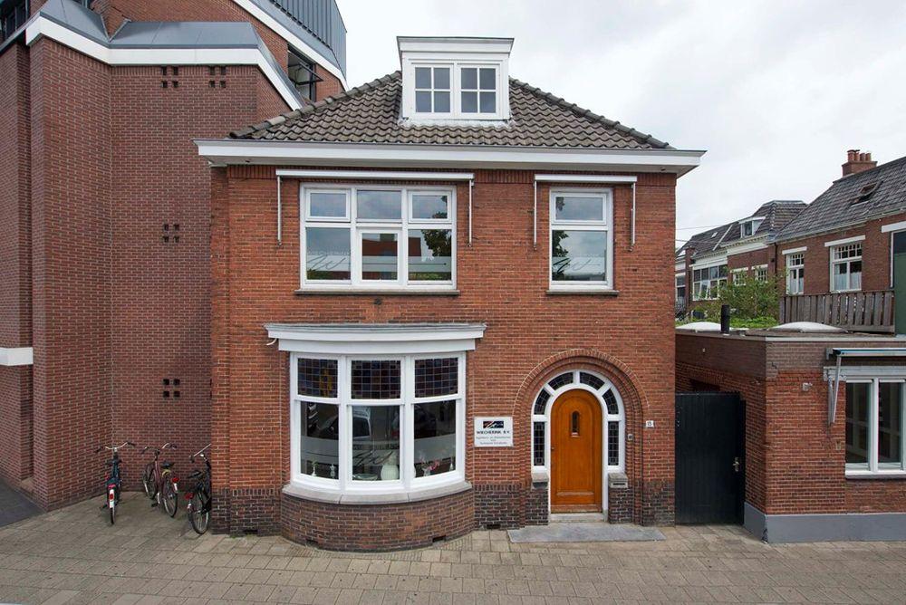 Nijverheidstraat 15, Enschede