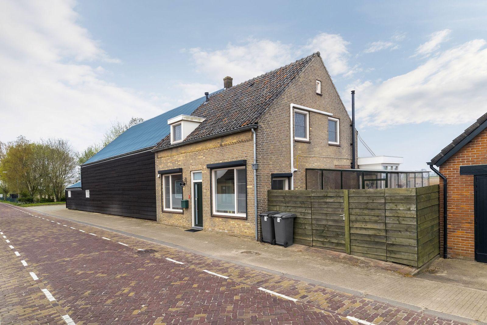 Zuiddijk 5, Langeweg