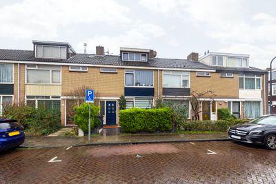 Boedapeststraat 11, Haarlem