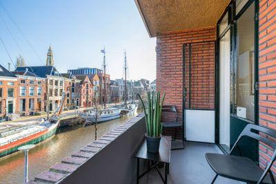 Lage der A, Groningen