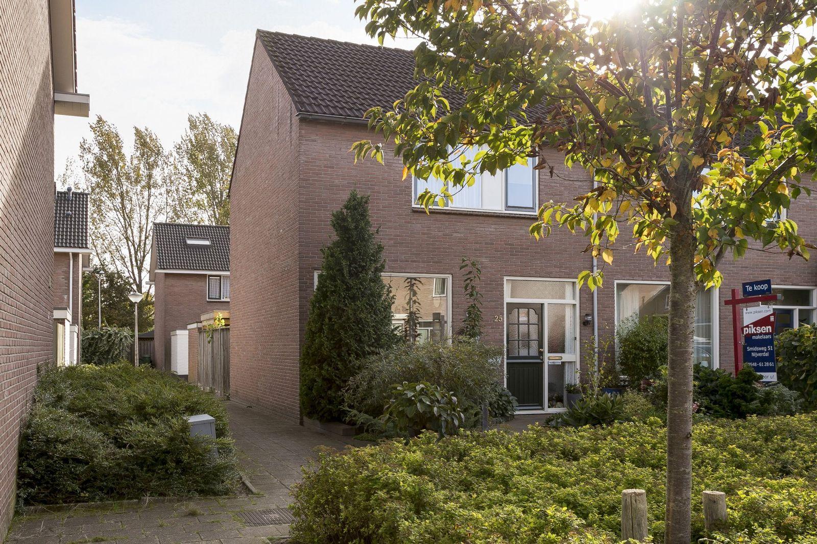 Sweelinckstraat 25, Nijverdal