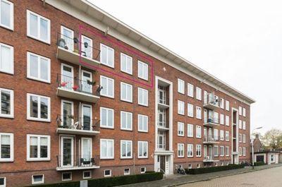 Graaf Hendrik III laan, Breda