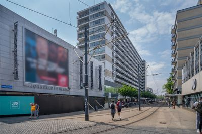 van oldenbarneveltplaats 360, Rotterdam