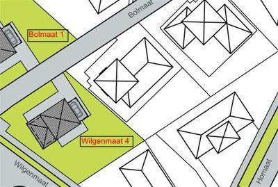 Wilgenmaat 4, Westerbork