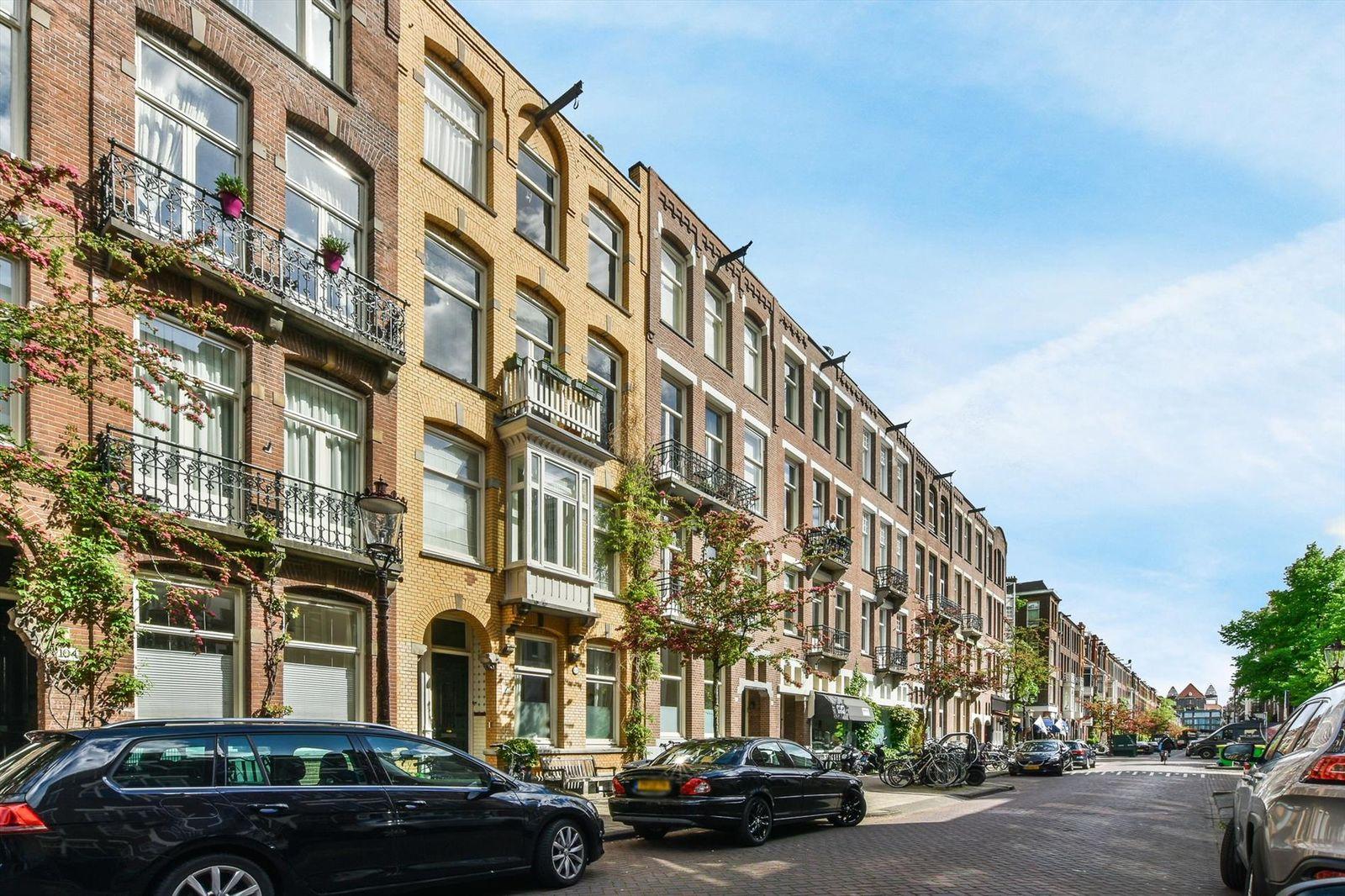 Valeriusstraat 102BV, Amsterdam