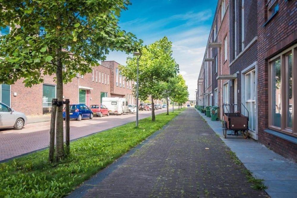 Belgistraat, Almere