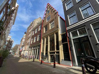 Binnen Wieringerstraat 5, Amsterdam