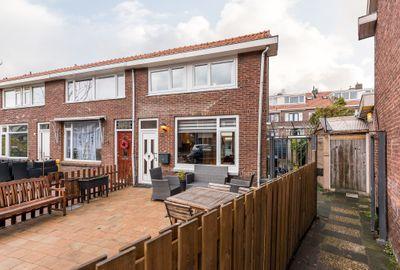 De Josselin de Jongstraat 22, Dordrecht