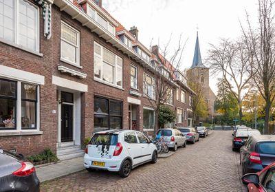 Kerstant van den Bergelaan 8-A, Rotterdam