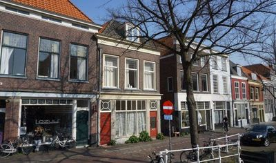Clarenstraat, Delft