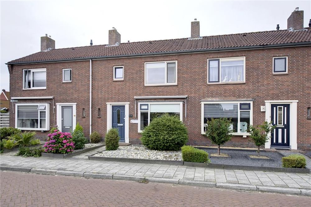 M.A. de Ruyterlaan 38, Winschoten