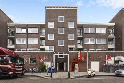Van Mourik Broekmanstraat 8II, Amsterdam