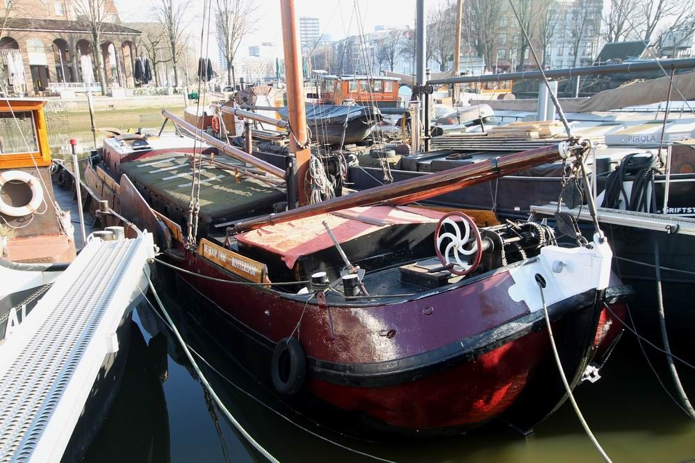 Koningsdam 1, Rotterdam
