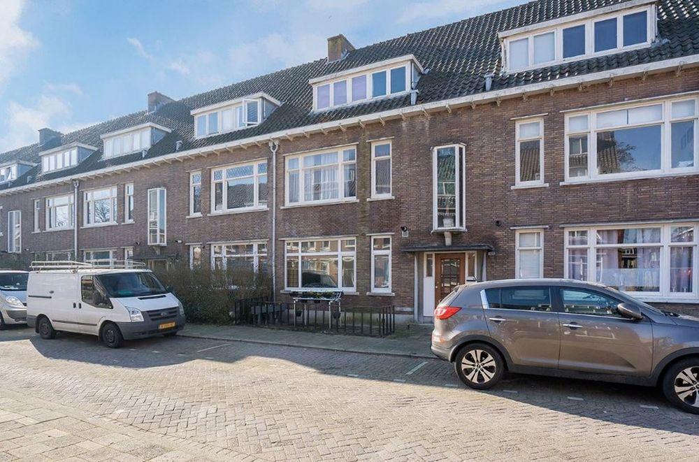 Sperwerstraat, Rotterdam