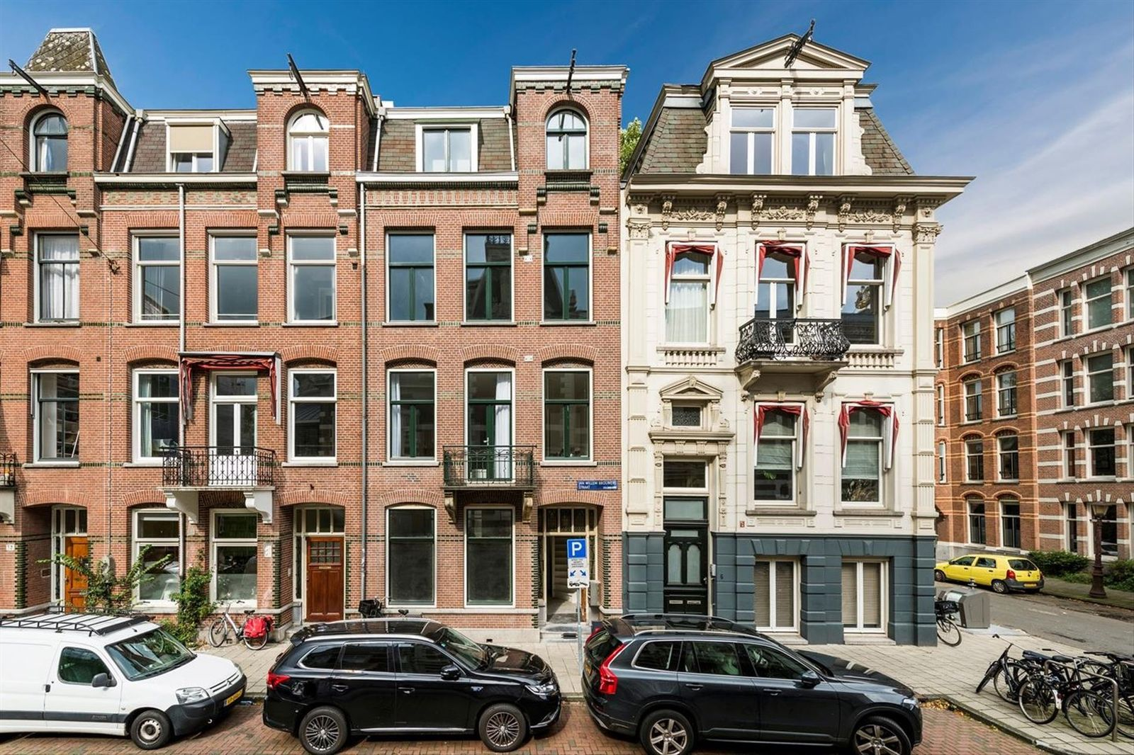 Jan Willem Brouwersstraat, Amsterdam