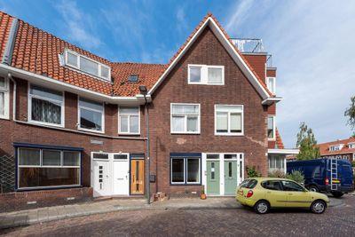 Cremerplein 13, Haarlem
