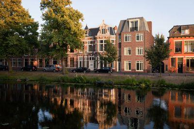 Zoeterwoudsesingel 1F, Leiden