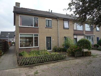 Hulststraat 1, Groesbeek