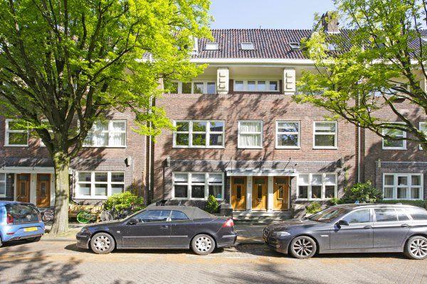 Jan van Eijckstraat, Amsterdam