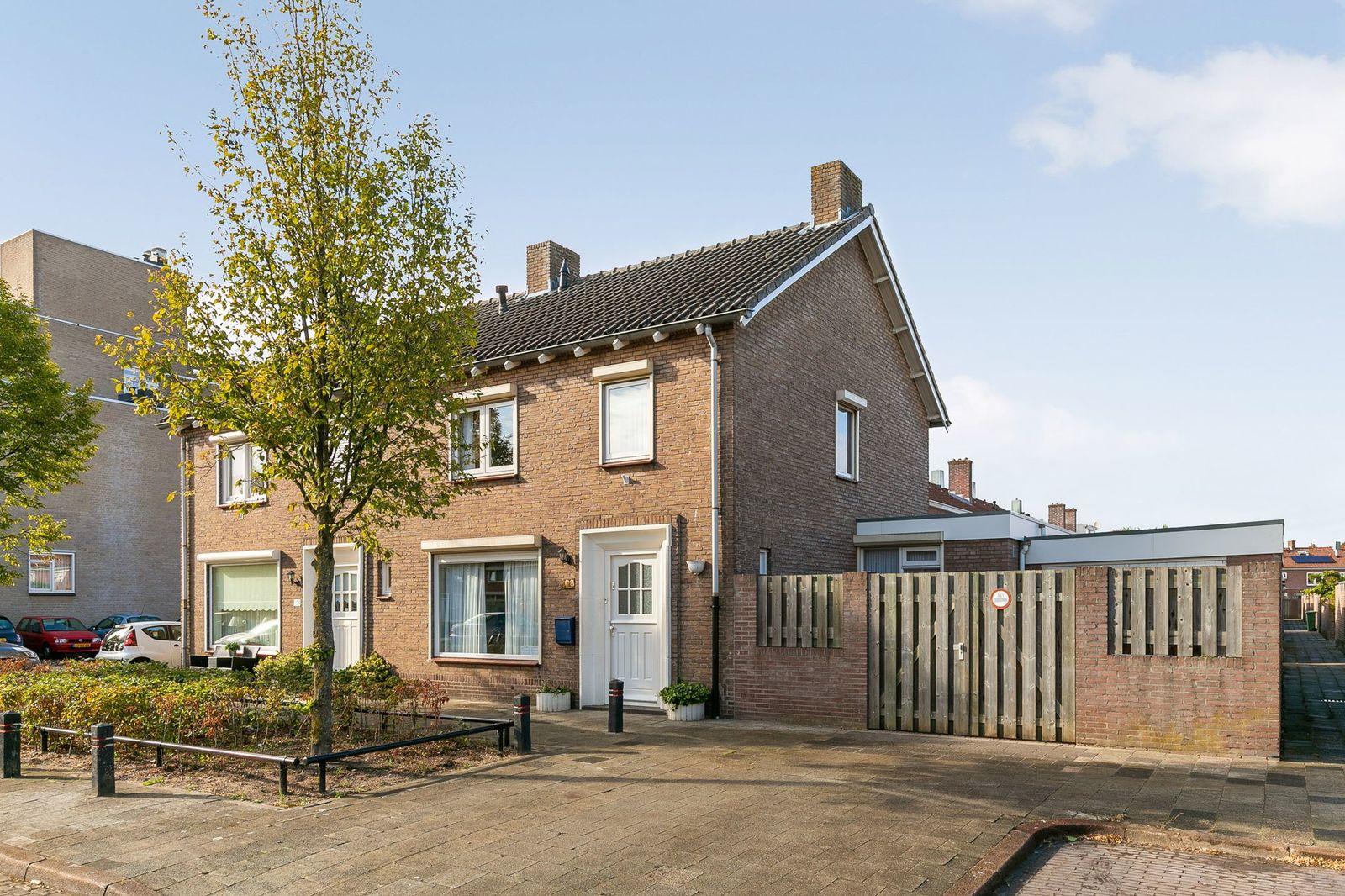 Palmboomstraat 106, 's-hertogenbosch
