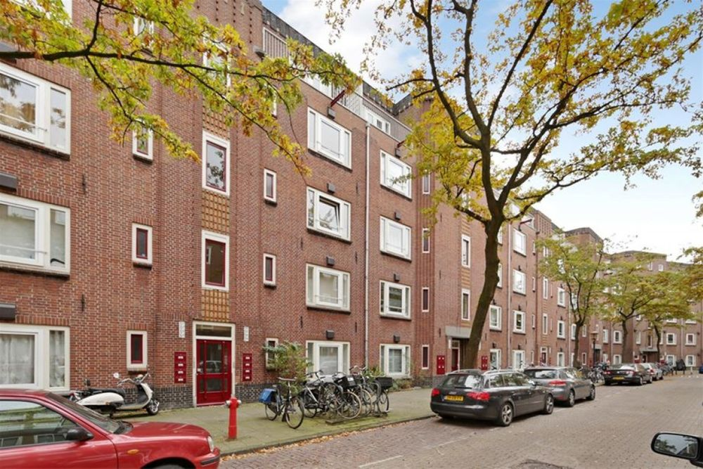 Albert Luthulistraat, Amsterdam
