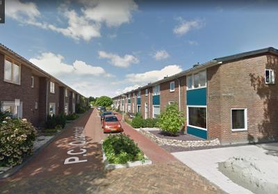 P.C.Quantstraat, Goes