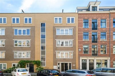 Derde Oosterparkstraat 18D, Amsterdam