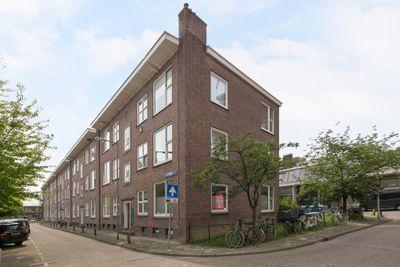Albert Verweystraat, Rotterdam