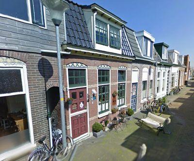 de Ruijterstraat 27, Den Helder