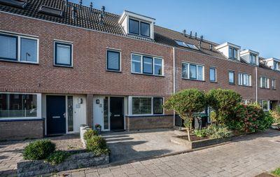Erasmuslaan 58, Ridderkerk