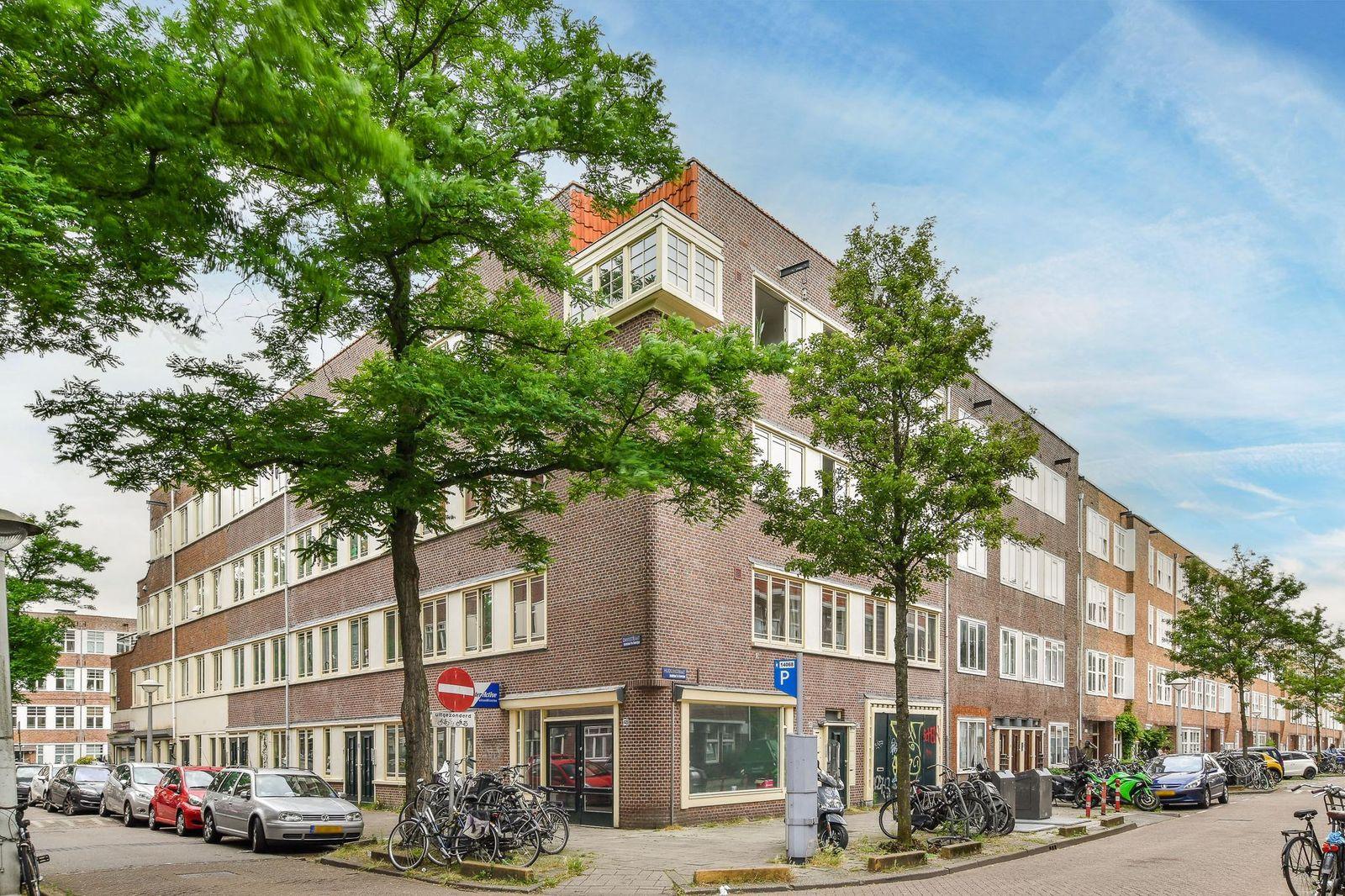 Hudsonstraat 45-II, Amsterdam