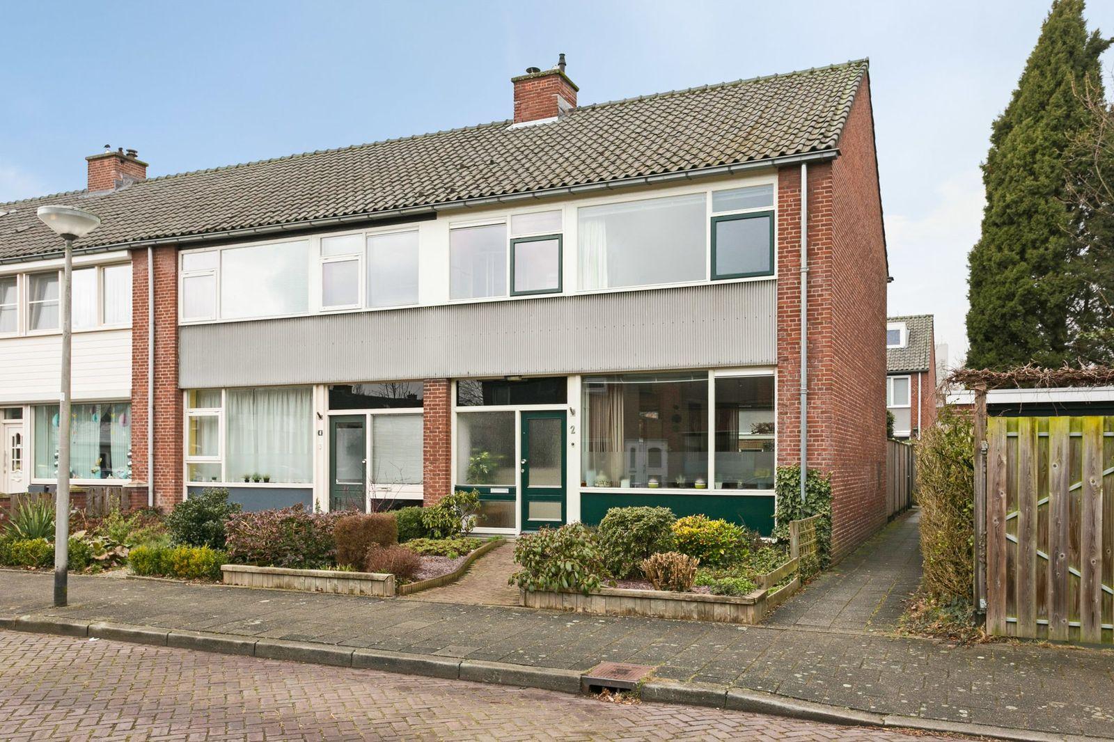 Bolerostraat 2, Nijmegen