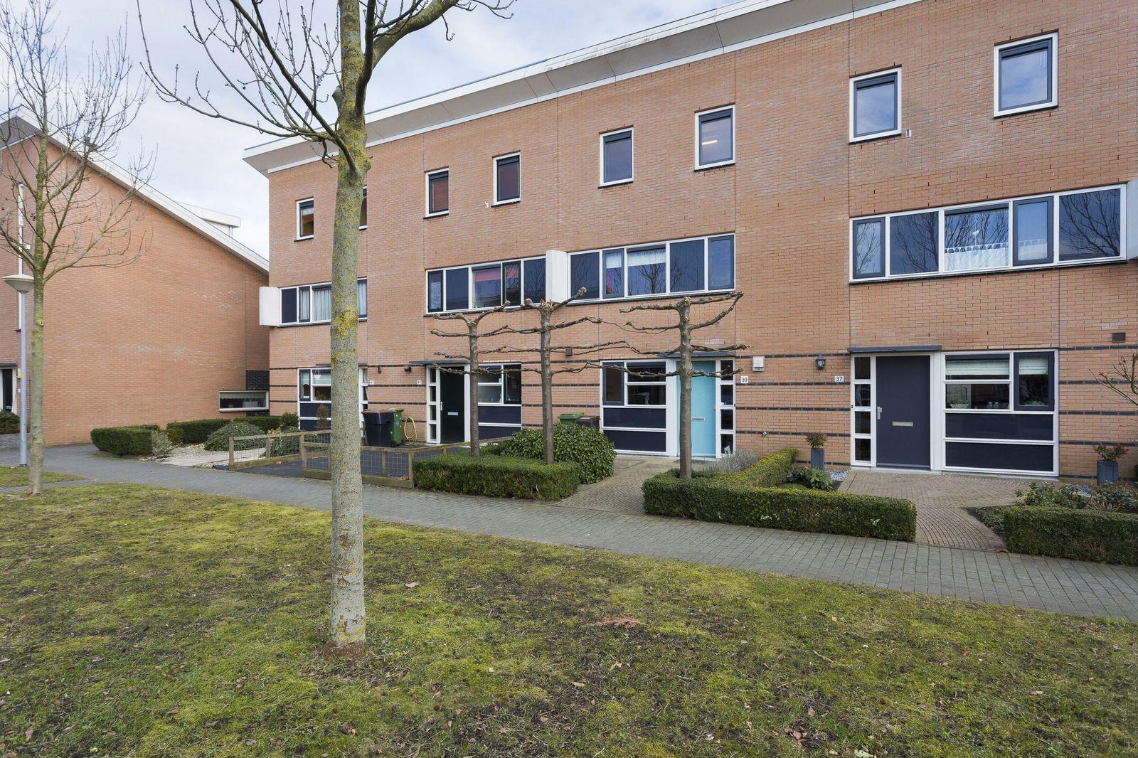 Swaenstein 39, Nieuw-vennep
