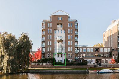 Wilhelmina Blombergplein 33, Amsterdam