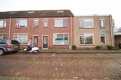 Louise de Colignystraat 1, Leiden