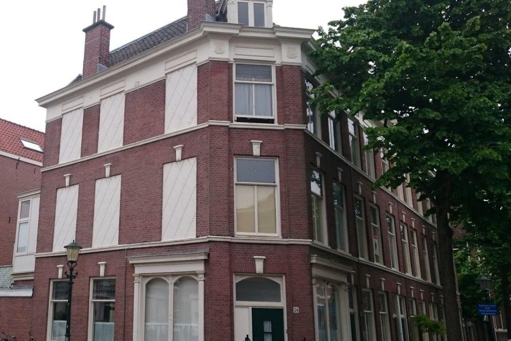 Paramaribostraat, Den Haag