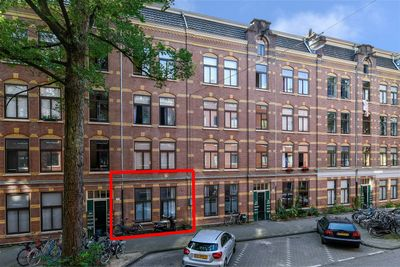 Van Houweningenstraat 72H, Amsterdam