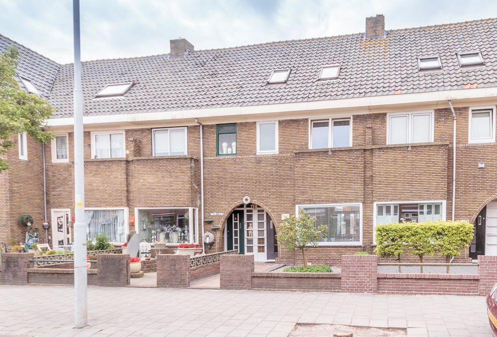 Ruyghweg 134, Den Helder