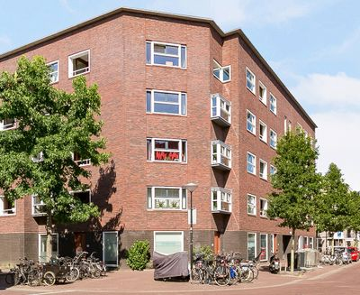 Sumatrastraat 207-A, Amsterdam