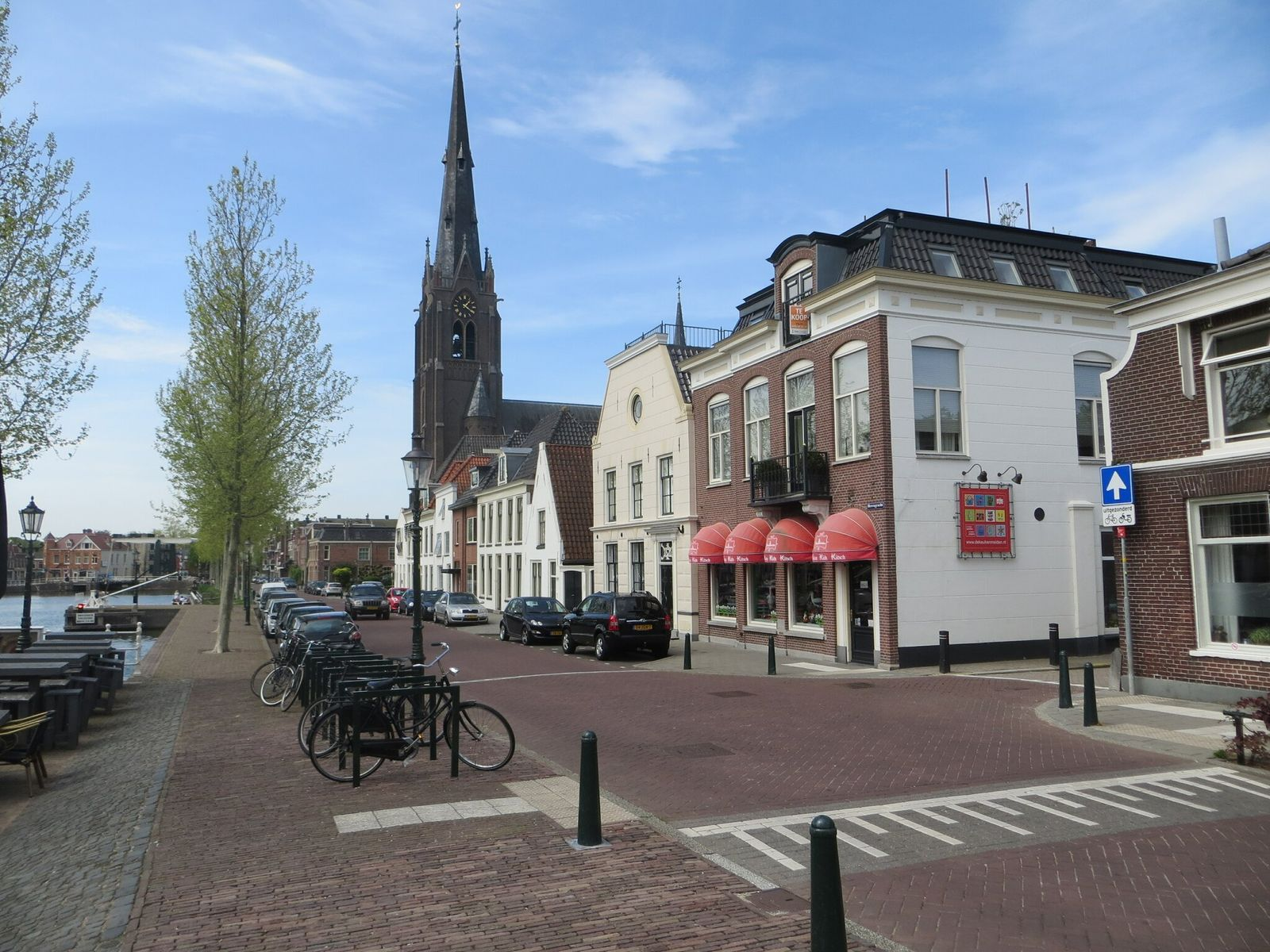 Blomstraat 1, Weesp
