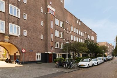 Olympiakade 25I, Amsterdam